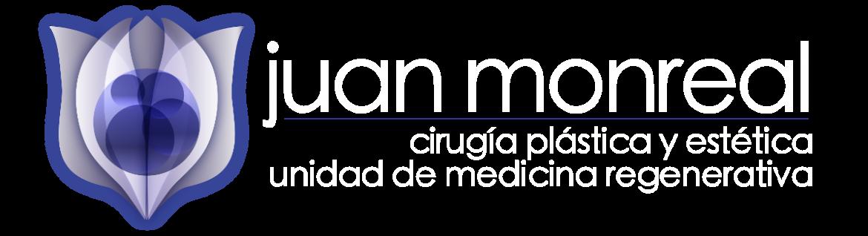 Logotipo Dr Juan Monreal Light