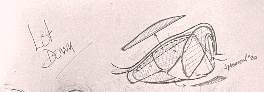 Esquema de rinoplastia de preservación